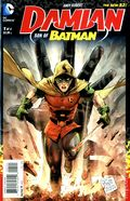 Damian Son of Batman (2013) 1B