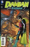 Damian Son of Batman (2013) 1A