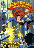 Superman Adventures The Man of Steel TPB (2013 DC Digest) 1-1ST