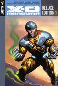 X-O Manowar HC (2013-2017 Valiant) Deluxe Edition 1-1ST