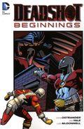Deadshot Beginnings TPB (2013 DC) 1-1ST