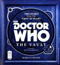 Doctor Who The Vault HC (2013 BBC) Treasures from the First 50 Years 1-1ST