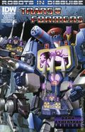 Transformers (2012 IDW) Robots In Disguise 22B