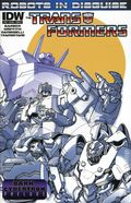 Transformers (2012 IDW) Robots In Disguise 22A