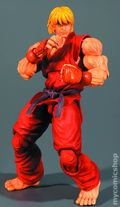 Super Street Fighter IV Play Arts Kai Action Figure (2013 Square ENIX) ITEM#1