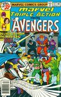 Marvel Triple Action (1972) Mark Jewelers 47MJ