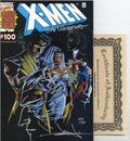 X-Men (1991 1st Series) 100DF.B.REMARK.B