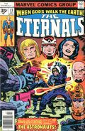 Eternals (1976) 35 Cent Variant 13