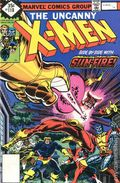Uncanny X-Men (1963 1st Series) Whitman Variants 118