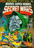 Marvel Super Heroes Secret Wars Coloring and Activity Book (1984) 1