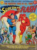 Superman vs. the Flash (1976) DC Treasury Edition C-48