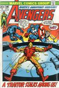 Avengers (1963 1st Series) Mark Jewelers 106MJ