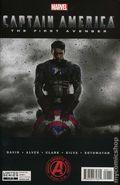 Marvel's Captain America First Avenger (2013) 1