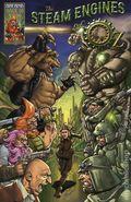 Steam Engines of Oz (2013 Arcana) 3