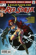 Legends of Red Sonja (2013 Dynamite) 1B