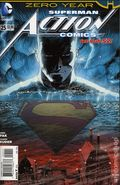 Action Comics (2011 2nd Series) 25A