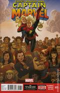 Captain Marvel (2012 7th Series) 17A