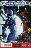 Cataclysm Ultimates Last Stand (2013) 1A
