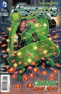 Green Lantern (2011 4th Series) 25COMBO