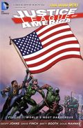 Justice League of America HC (2013 DC Comics The New 52) 1-1ST