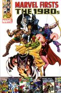 Marvel Firsts The 1980s TPB (2013 Marvel) 1-1ST