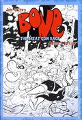 Jeff Smith's Bone The Great Cow Race HC (2013 IDW) Artist's Edition 1-1ST
