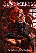 Sorceress: The Enchanting Art of Dan Brereton HC (2013 Little Eva Ink) 1A-1ST