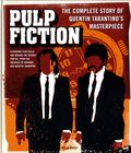 Pulp Fiction: The Complete Story of Quentin Tarantino's Masterpiece HC (2013 Voyageur Press) 1-1ST