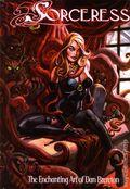 Sorceress: The Enchanting Art of Dan Brereton HC (2013 Little Eva Ink) 1B-1ST