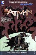 Batman Night of the Owls TPB (2013 DC Comics The New 52) 1-1ST