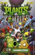 Plants vs. Zombies Lawnmageddon HC (2013 Dark Horse) 1-1ST