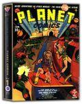 Roy Thomas Presents: Planet Comics HC (2013 PS Artbooks) Limited Slipcase Edition 1-1ST