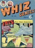 Whiz Comics (1950-1959 Miller) UK Edition 93UK
