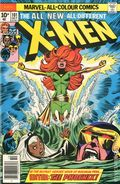 Uncanny X-Men (1963 1st Series) UK Edition 101UK