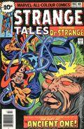 Strange Tales (1951-1976 1st Series) UK Edition 186UK