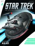 Star Trek The Official Starship Collection (2013 Eaglemoss) Magazine and Figure #004