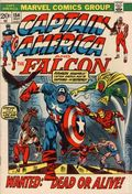 Captain America (1968 1st Series) National Diamond 154NDS