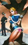 Grimm Fairy Tales Alice in Wonderland (2012 Zenescope) 3D