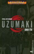 Uzumaki (2013) Halloween ComicFest 1
