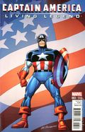 Captain America Living Legend (2013) 3B