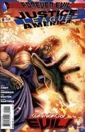 Justice League of America (2013 3rd Series) 9A