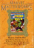 Marvel Masterworks Deluxe Library Edition Variant HC (1987-Present Marvel) 1st Edition 200-1ST