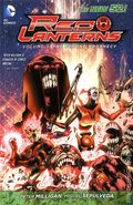 Red Lanterns TPB (2012-2015 DC Comics The New 52) 3-1ST