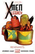 X-Men Legacy TPB (2013-2014 Marvel NOW) 3-1ST