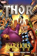 Thor The Warriors Three TPB (2013 Marvel) The Complete Collection 1-1ST