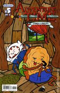 Adventure Time Candy Capers (2013 Kaboom) 5A