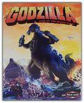 Godzilla King of Monsters Model Kit (2001 Polar Lights) 5046#