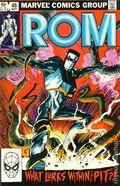 Rom (1979-1986 Marvel) 46
