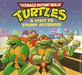 Teenage Mutant Ninja Turtles A Visit To Stump Asteroid SC (1991) 1-1ST