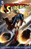 Supergirl TPB (2012-2015 DC Comics The New 52) 1-REP